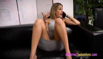Pretty hottie babe Natasha White got her pussy fuc