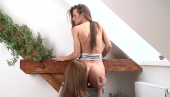Petite curve Cindy Jones fucks like a dirty whore with the stranger