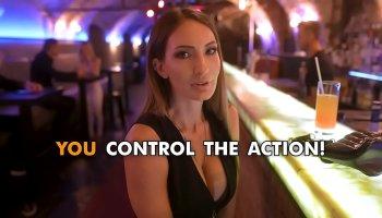 Sexy horny babe Ashley Fires